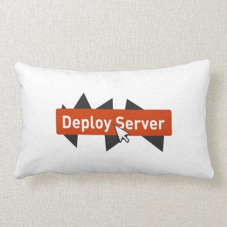 Deploy Server Pillow Cushion