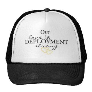Deployment Strong Trucker Hats