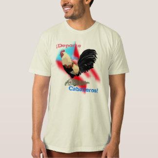 Deporte de Caballeros/ Sport of Gentlemen T-Shirt