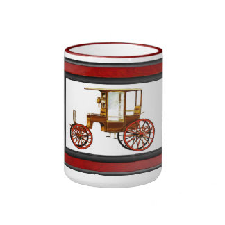 Depot Wagon, USA Mugs