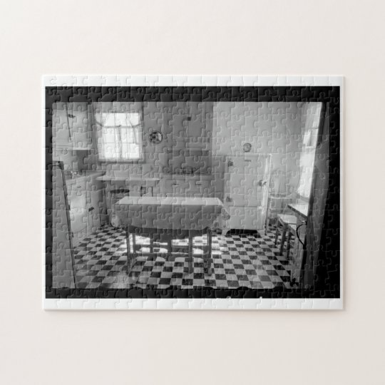 Depression-Era Farm Kitchen Puzzle
