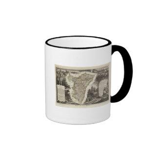 Dept. of the Lower Rhine Ringer Mug