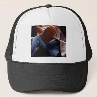 depth of rocks trucker hat