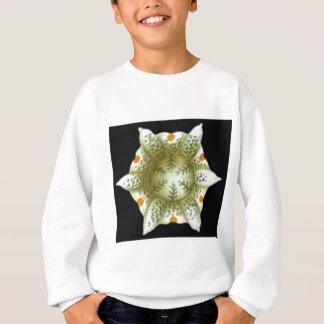 depth of the white flower sweatshirt