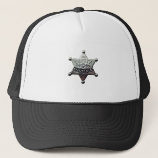 DEPUTY CONSTABLE TRUCKER HAT