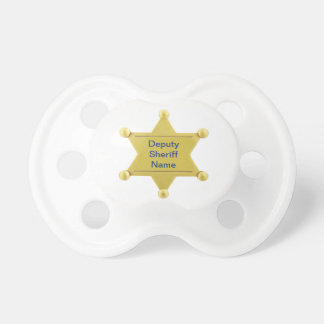 Deputy Sheriff Custom Dummy