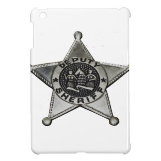 Deputy Sheriff iPad Mini Case