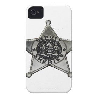 Deputy Sheriff iPhone 4 Case