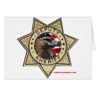 Deputy_Sheriff_Texturized Card