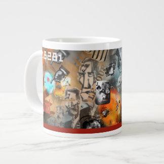 der BATALLA cuppa Nº4 Large Coffee Mug