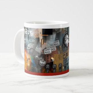 der BATALLA cuppa Nº5 Large Coffee Mug