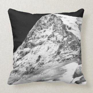 "Der Eiger Cotton Throw Pillow, 20"" x 20"" Cushion"