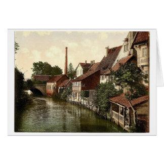 Der Gross Venedig Hildesheim Hanover Germany cl Cards