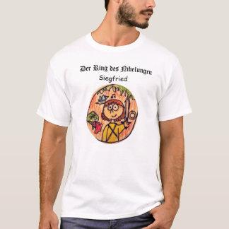 Der Ring des Nibelungen: Siegfried T-Shirt