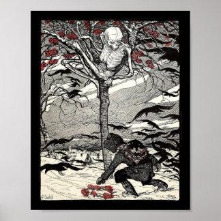 Der Tod im Baum poster