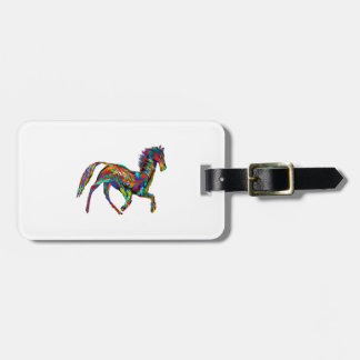 Derby Skies Luggage Tag