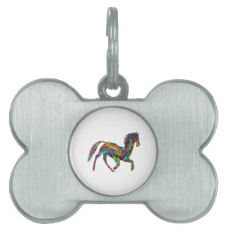 Derby Skies Pet Name Tag