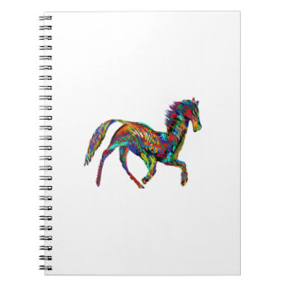 Derby Skies Spiral Notebook