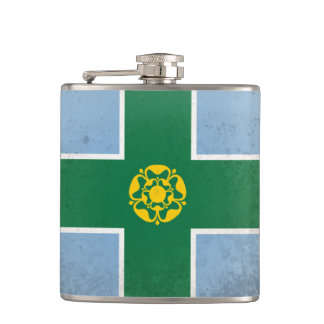 Derbyshire Hip Flask