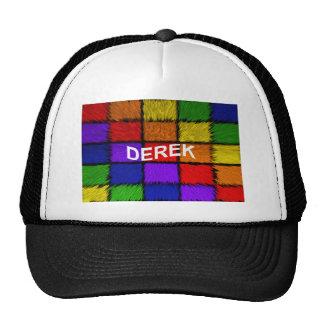 DEREK CAP