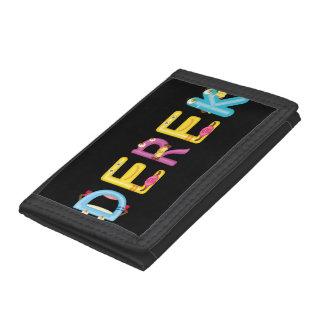 Derek wallet