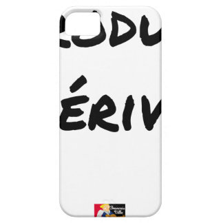 Derivative product - Word games - François City Case For The iPhone 5