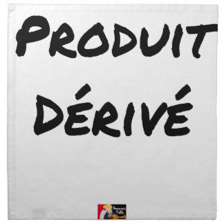 Derivative product - Word games - François City Napkin