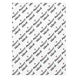 Derivative product - Word games - François City Tablecloth