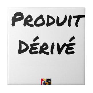 Derivative product - Word games - François City Tile