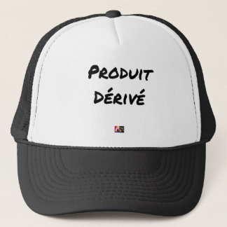 Derivative product - Word games - François City Trucker Hat