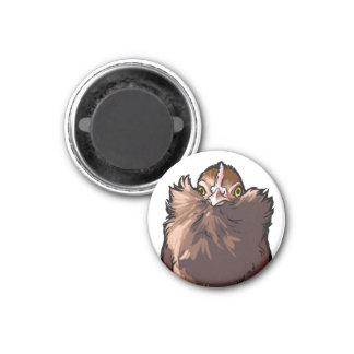 Derp Face Magnet