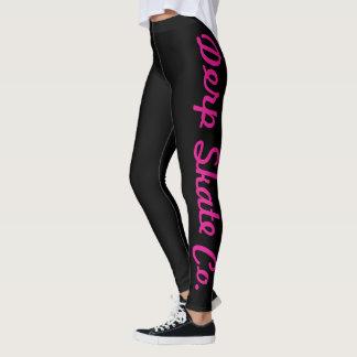Derp Skate Co. Custom Leggings