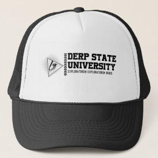 Derp State University Trucker Hat