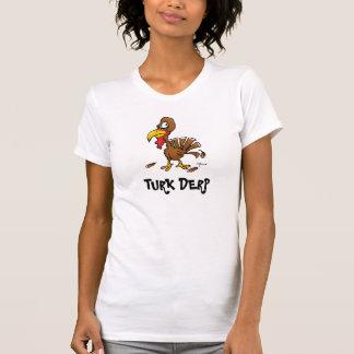 Derp Turkey Cartoon Shirt