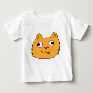 Derpy Cat Baby T-Shirt