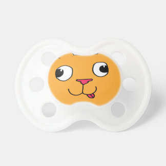 Derpy Cat Pacifier