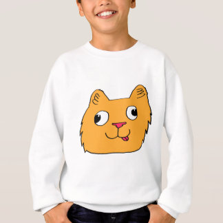 Derpy Cat Sweatshirt