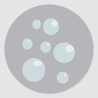 Derpy Classic Round Sticker