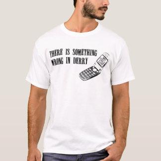 Derry_White_Shirt T-Shirt