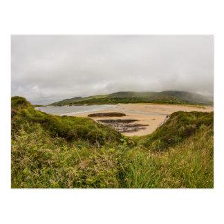 """Derrynane Bay, Ireland"" postcards"