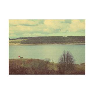 Derwent Reservoir Canvas