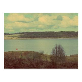 Derwent Reservoir Postcard