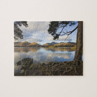 Derwentwater, Lake District, Cumbria, England Jigsaw Puzzle