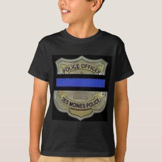 Des Moines Police T-Shirt