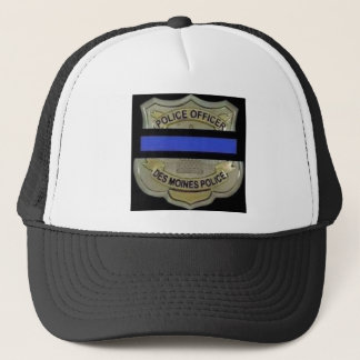 Des Moines Police Trucker Hat