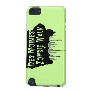 Des Moines Zombie Walk iPod Touch 5G Cover