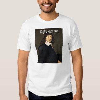 Descartes Cogito ergo sum Shirt
