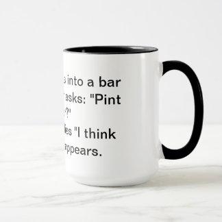 Descartes Joke Mug