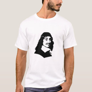 Descartes Men's Tshirt - Customized