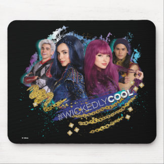 Descendants 2 | Wickedly Cool Mouse Pad